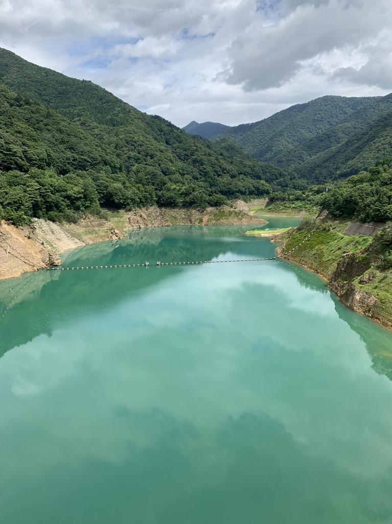 shimagawa-dam
